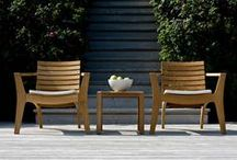 OUTDOOR FURNITURE | luxury, designer outdoor furniture / Top of the line European furniture to be used inside or outside your home year around.