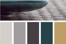 Color Palettes / Beautiful Color Palettes & Color Combinations  / by Curran Home