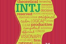 Me, Myself and I / Only 1% of the female population is INTJ personality type. I'm also piscean, the most feeling, emotional and intuitive sign. We are rare like leprechauns and just as crazy.  / by Sierra Rumary