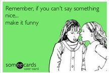 Fun & Inspirational Words /  Daily Quotes, funny e-cards, holiday quotes, hair salon quotes