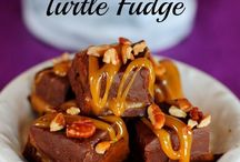 """CANDY, FUDGE & MORE RECIPES! / CANDY, FUDGE, CHOCOLATE LOTS OF CHOCOLATE! Candy & Fudge Recipes. """"All you need is love. But a little chocolate now and then doesn't hurt."""""""