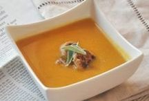 Soups / by Corinna
