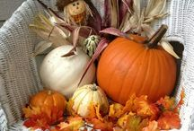 SWEET AUTUMN & FALL! / Autumn & Fall DECOR & MORE! Fall is my favorite time of year.  'I'm so glad I live in a world where there are Octobers.' 'Autumn is a second spring when every leaf is a flower.'