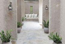 hotel & retreat centre inspiration / For my dream hotel and retreat centre