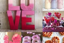 VALENTINES ❤️xoxo / Love is in the air! Valentine RECIPES, DIY's, Decor, Gift Ideas, Romantic Ideas, etc., Everything is Valentines!