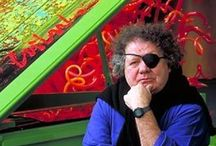 DALE CHIHULY / Glass art / by Robin Carlson