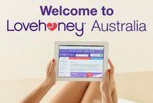 Lovehoney Australia / by Lovehoney