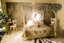 Beautiful Bedrooms / Thank you all contributing all these lovely pins! I love getting new ideas for decorating my bedrooms! Follow my profile and send me a message to be added to this board.   *****Spammers will be removed and blocked*****