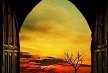 Entryway Doors / Doors open and close  / by Robin Elise Ruiz