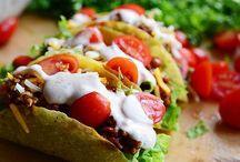 MEXICAN FOOD~ RECIPES! / Mexican Food Recipes Tex Mex, Authentic, Spicy, Mild, Tacos, Enchiladas, Soups, Rice and Beans. Delicious Mexican food recipes!