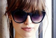 Bangs / Bangs, Fringe and face framing hair styles