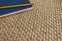 NATURAL CARPET | high-end, natural flooring. / A wide range of weaves and colors, all available at Curranfloor.com!