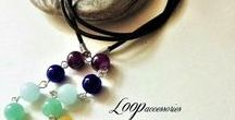 ETSY rocks! / Beautiful handcrafted studio selections. Eyeglass cords and affordable luxuries.