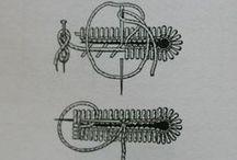 Håndsyning / Forskellige teknikker indenfor håndsyning.
