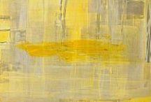 Yellow - malarstwo / Prace artysty