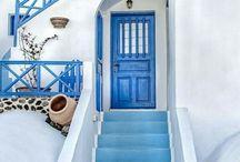 ENTRYWAYS & FOYERS / Pretty Entryways & Foyer Ideas