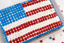 Patriotic Recipes & More / Patriotic recipes & Decor