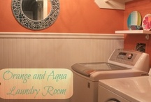 Laundry Rooms Ideas / by Decorchick!®