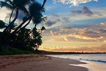 Hawaii / Inspiration for my May 2012 Writer's Retreat in Maui, Hawaii and many returns visits in the future.