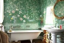 spaces / So I may need a winning Lotto ticket to replicate these exquisite spaces... a girl can dream