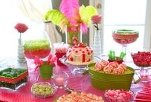Party Table / by Prissy Bankston Willis