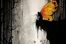 Fairies / I LOVE fairies, hence my collection of fairy art.  Hope you enjoy. / by Simone DeKadt