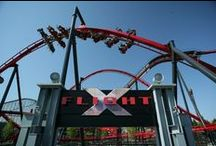 Thrill Rides / by Visit Lake County Illinois