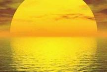 Sun, Moon, and Sky