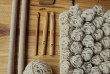 Knitting and crafts ideas / Handmade items are a gesture of kindness... and our motto is 'Be Kind'! We love crafts with yarn, knitting, and crochet, but appreciate all sorts of handiwork.