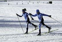 Nordic Skiing - Ski Nordique / Nordic Skiing : Material & Wear // ski nordique vêtements et matériels