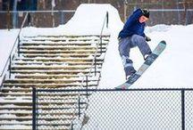 Snowboard / Snowboarding - Material