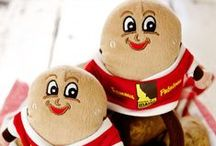 Idahoan Fun / While our business is potatoes we're not always all business. Crack a smile with this potato humor.
