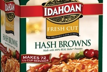 Hash Brown Products / Get a jump start on hash browns with one of our products!