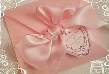 ♥Pink Tulle♥ / a collection of vintage pink for the lady... / by Sue Muther