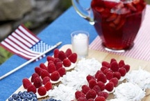 God Bless America / Crafts, treats and ideas for patriotic holidays.