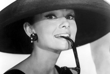 ♥Ms. Hepburn♥ / by Sue Muther