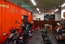 Store / Harley Davidson Custom Parts