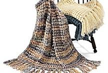 Crochet...Afghans & Baby Blankets