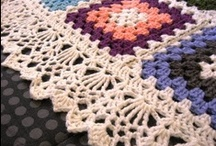 Crochet...Edgings, Borders