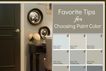 Paint The Town / Painting tips and tricks for around the house.