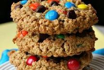 Recipe - cookie / by Connie Aerni
