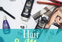 Hair & More / Hair care | Hair products | Hair color | Hairstyles | Hair tips  and tricks