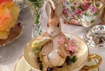 ♥Tea Cup Inspiration♥ / by Sue Muther
