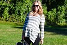 Maternity Style- Dressing the Bump