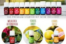 Natural Living with Essential Oils / Young Living Oils  / by Decorchick!®