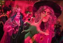 Halloweens of the Past / We have many, many years of Halloween Parties at the Hawthorne Hotel to have fun remembering!  Add you photos here too!