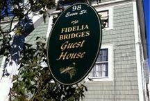 Fidelia Bridges Guest House