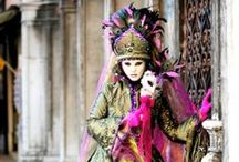 Mardi Gras Masquerade / The Hawthorne Hotel Halloween Party Theme 2014