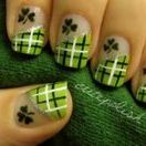 Nails ~ St. Patricks Day