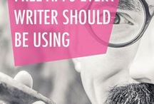* Writing Words* / Tips and posts about bettering the writer within.